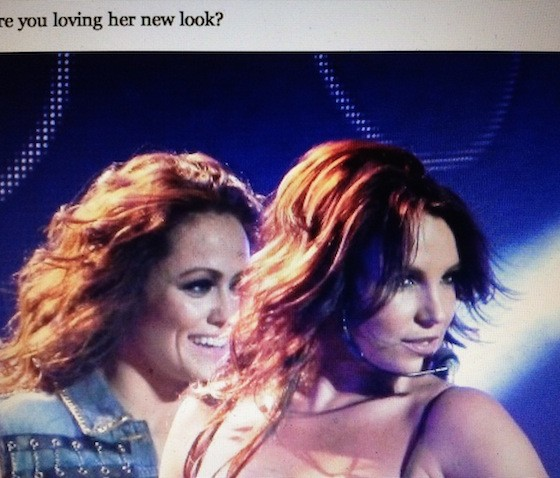 """Britney Spears & The Phrase """"Are You Loving It..?"""""""