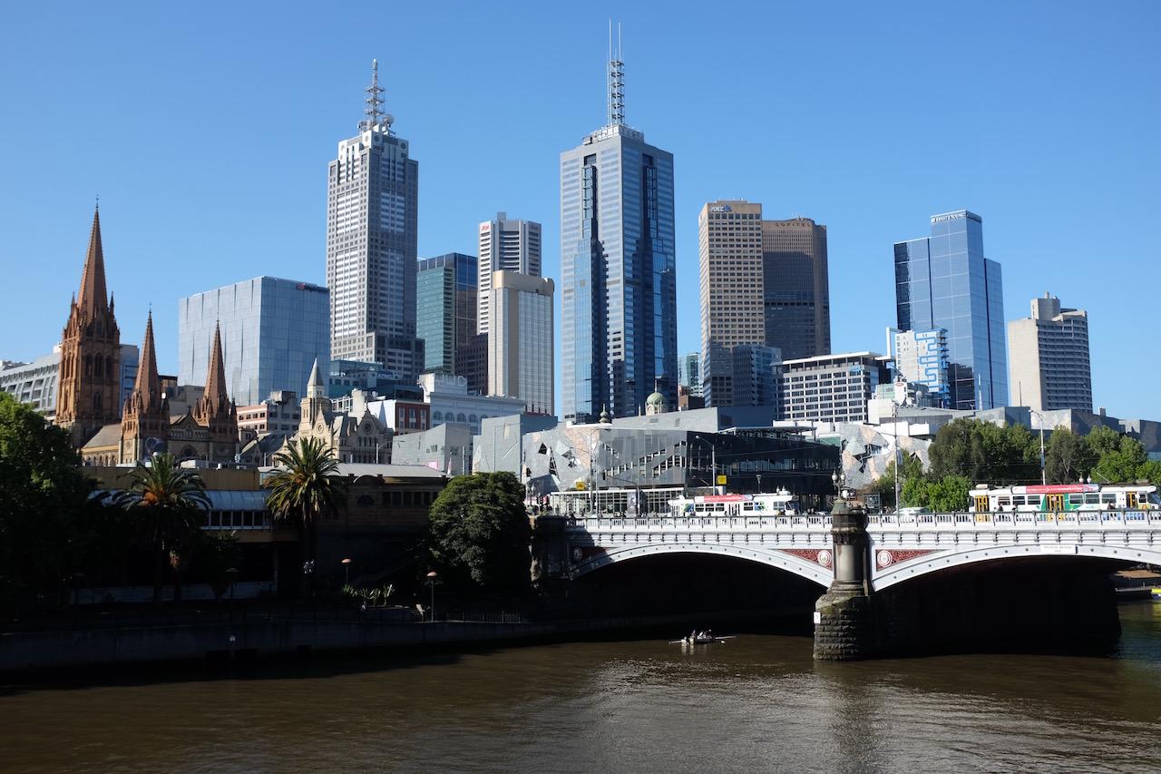 The Countdown To Australia